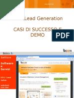 Web Lead Generation e CRM