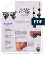 Earring Holiday