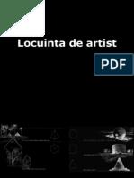 Locuinta de Artist