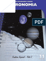 Explorando o Ensino Astronomia