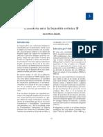 Conducta Ante La Hepatitis Crónica B