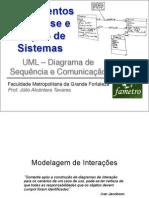 Conteudo 11 UML Diagramas de Interacao Sequencia e Comunicacao