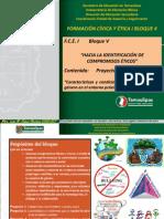 FCE I B5.2.Proy 2 Caracteristicas y Condiciones Para La Equidad de Genero