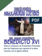 CONSTITUCIÓN APOSTÓLICA ANGLICANORUM COETIBUS