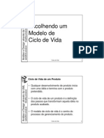 Apostila - Engenharia de Software - Ciclo de Vida Do Software