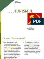 Comunismul Marinescu Anamaria