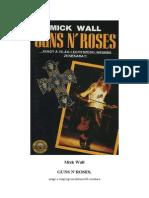 Mick Wall - Guns n' Roses