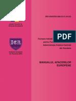 Manualul afacerilor Europene