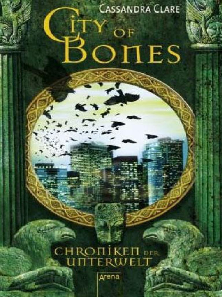 Chroniken Der Unterwelt Bd. 1 - Clare, Cassandra