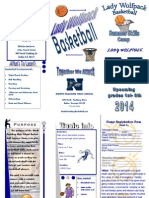 2014 Kiddie Camp Flyer
