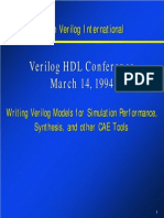 1994 IVC Tutorial Performance Modeling