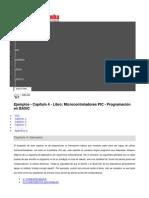 Programacion de Pic en Basic