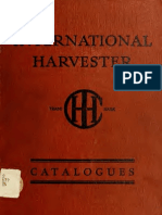 (1900-1915) International Stalk Cutter