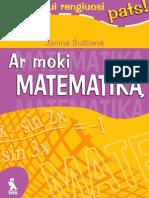 Ar Moki Matematika [Egzaminui Rengiuosi Pats!] (2003) by Cloud Dancing