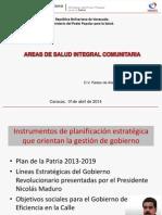 Areas de Salud Integral Comunitaria