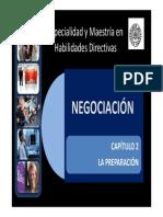 2 Curso Negociación Preparacion