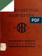 (1915) International Hay Presses