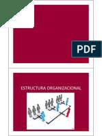 Estructura Organizacional - Control 02