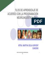 Estilos de aprendizaje PNL.pdf