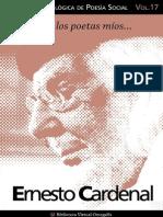 Cuaderno de Poesia Critica n 17 Ernesto Cardenal