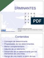 058 Determinantes