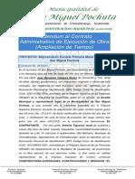 Addendum Contrato 04-2013 Segundo