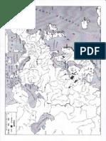 Harta Distributiei Spatiale a Porturilor Din Europa