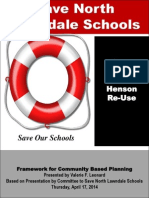 North Lawndale Alternative Plan Summary-4!17!14
