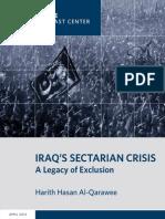 Iraq's Sectarian Crisis