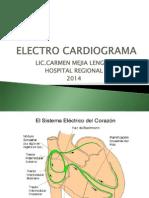 Electro Cardiograma 2014