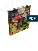 The Vegetarian Paradox - Why vegetarians are less  healthy than other people