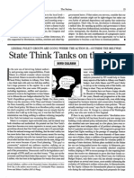 State Think Tanks