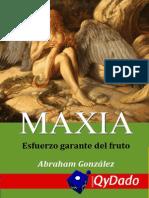 Magia (Esfuerzo y fruto) - Abraham González Lara (2014)