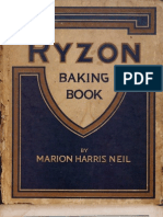 Ryzon Baking Book