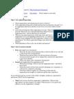 How to Analyza Case Study