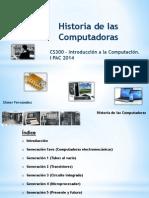 Historia de Computadora