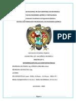 Informe N° 1 - QU-144