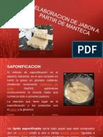 Elaboracion de Jabon a Partir de Manteca