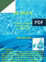 Webquest El Agua