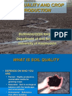 Soil Quality Crop Prod