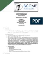 Caso Clinico SOCEMURP-Dr Gino