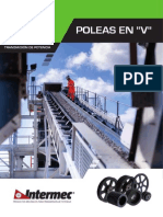 Manual Poleas en v Intermec