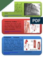 Aclaraciones Coronariografia y Angioplastia Coronaria