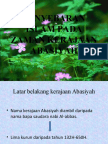 Penyebaran Islam Abbasiyyah