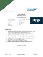 3049 STK Paket B Farmasi