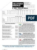 This Week in Volleyball - Week 11
