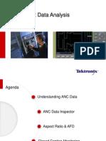 Ancillary Data Monitoring