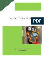 Calidad de la Energia (Trabajo de Investigacion)