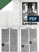 Muerte de Pedro Según Impreso