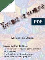 Las Etnias de Mexico